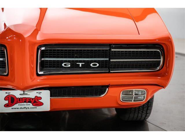 1969 Pontiac GTO (CC-1425066) for sale in Cedar Rapids, Iowa