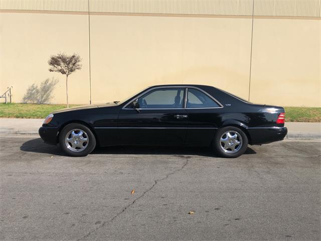 1999 Mercedes-Benz CL-Class (CC-1420507) for sale in Brea, California