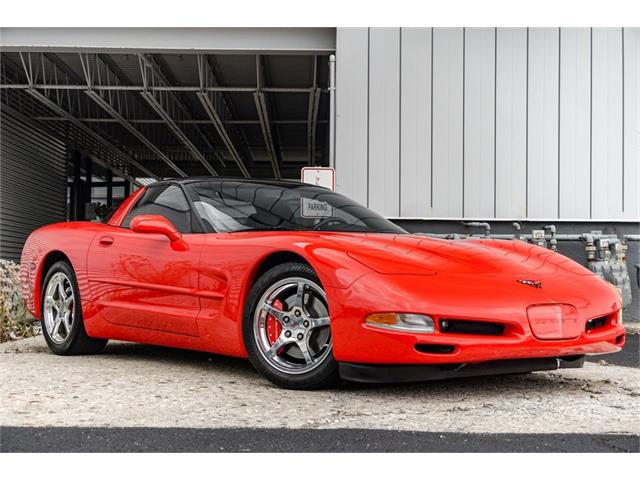 2002 Chevrolet Corvette (CC-1425073) for sale in Burr Ridge, Illinois