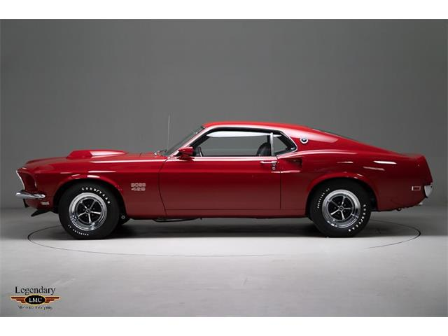 1969 Ford Mustang (CC-1425076) for sale in Halton Hills, Ontario