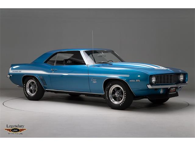 1969 Chevrolet Camaro Yenko (CC-1425077) for sale in Halton Hills, Ontario
