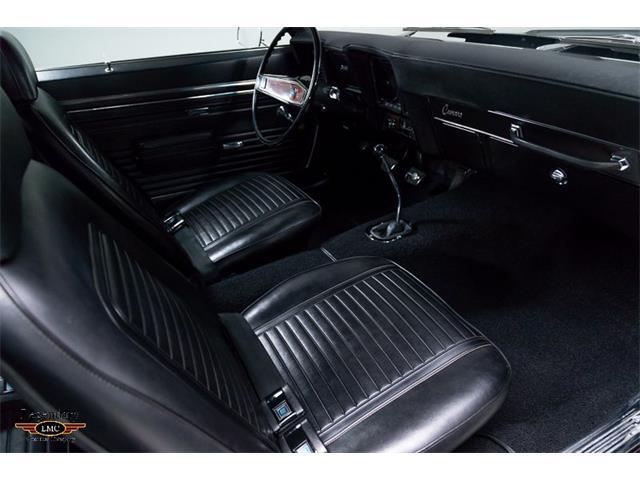 1969 Chevrolet Camaro COPO (CC-1425079) for sale in Halton Hills, Ontario