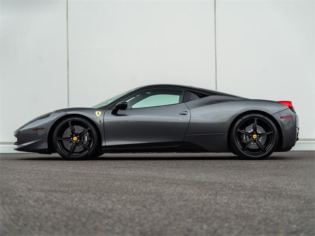 2012 Ferrari 458 (CC-1425082) for sale in Kelowna, British Columbia