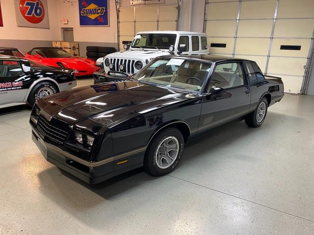1987 Chevrolet Monte Carlo (CC-1425084) for sale in Shelby Township, Michigan