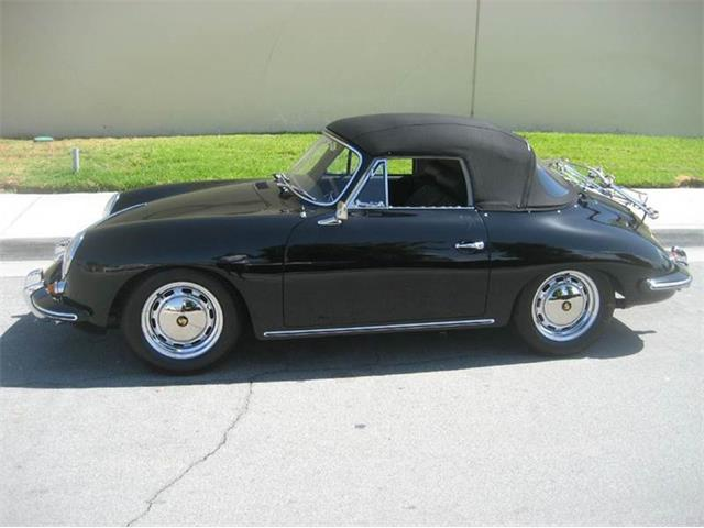 1965 Porsche 356SC (CC-1425085) for sale in Brea, California