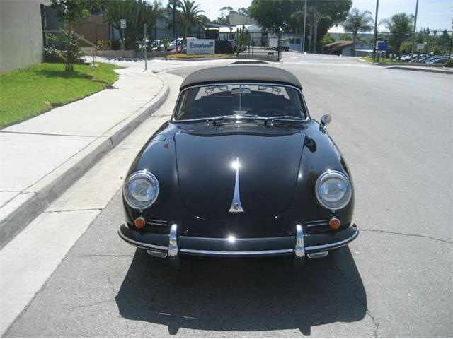 1965 Porsche 356SC (CC-1425085) for sale in Brea, California