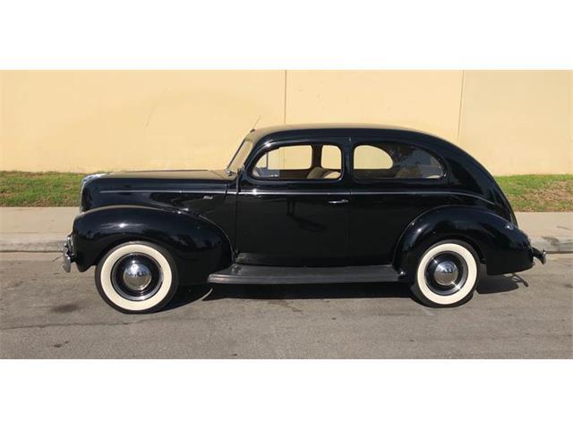 1940 Ford 2-Dr Sedan (CC-1425087) for sale in Brea, California
