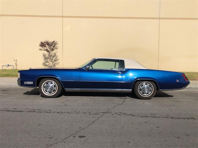 1968 Cadillac Eldorado (CC-1425088) for sale in Brea, California