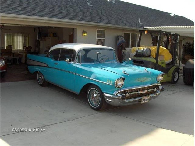 1957 Chevrolet Bel Air (CC-1425089) for sale in Brea, California