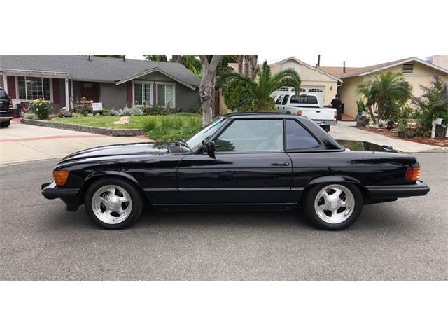 1977 Mercedes-Benz 450SL (CC-1425091) for sale in Brea, California