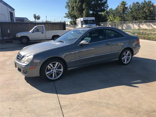 2007 Mercedes-Benz CLK (CC-1425096) for sale in Brea, California