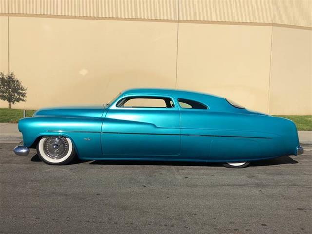 1951 Mercury 2-Dr Coupe (CC-1425098) for sale in Brea, California