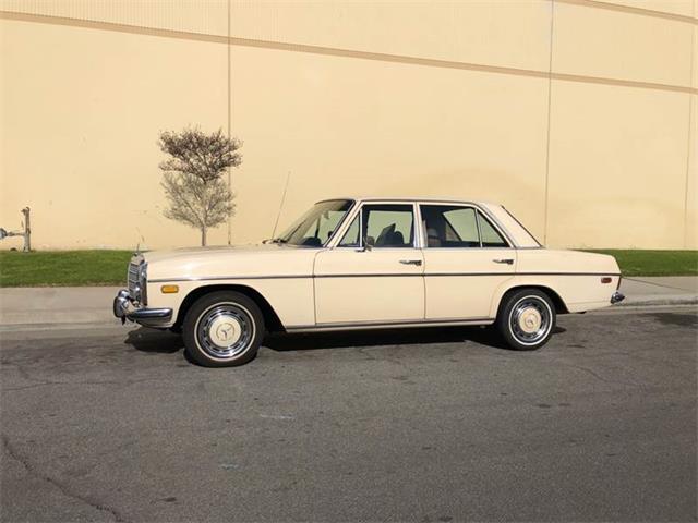 1973 Mercedes-Benz 220 (CC-1425106) for sale in Brea, California