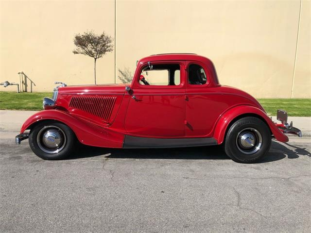 1934 Ford 5-Window Coupe (CC-1425108) for sale in Brea, California