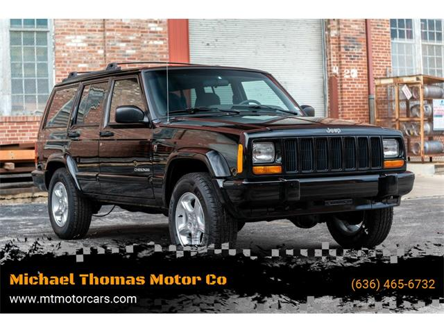 2001 Jeep Cherokee (CC-1425109) for sale in Saint Charles, Missouri