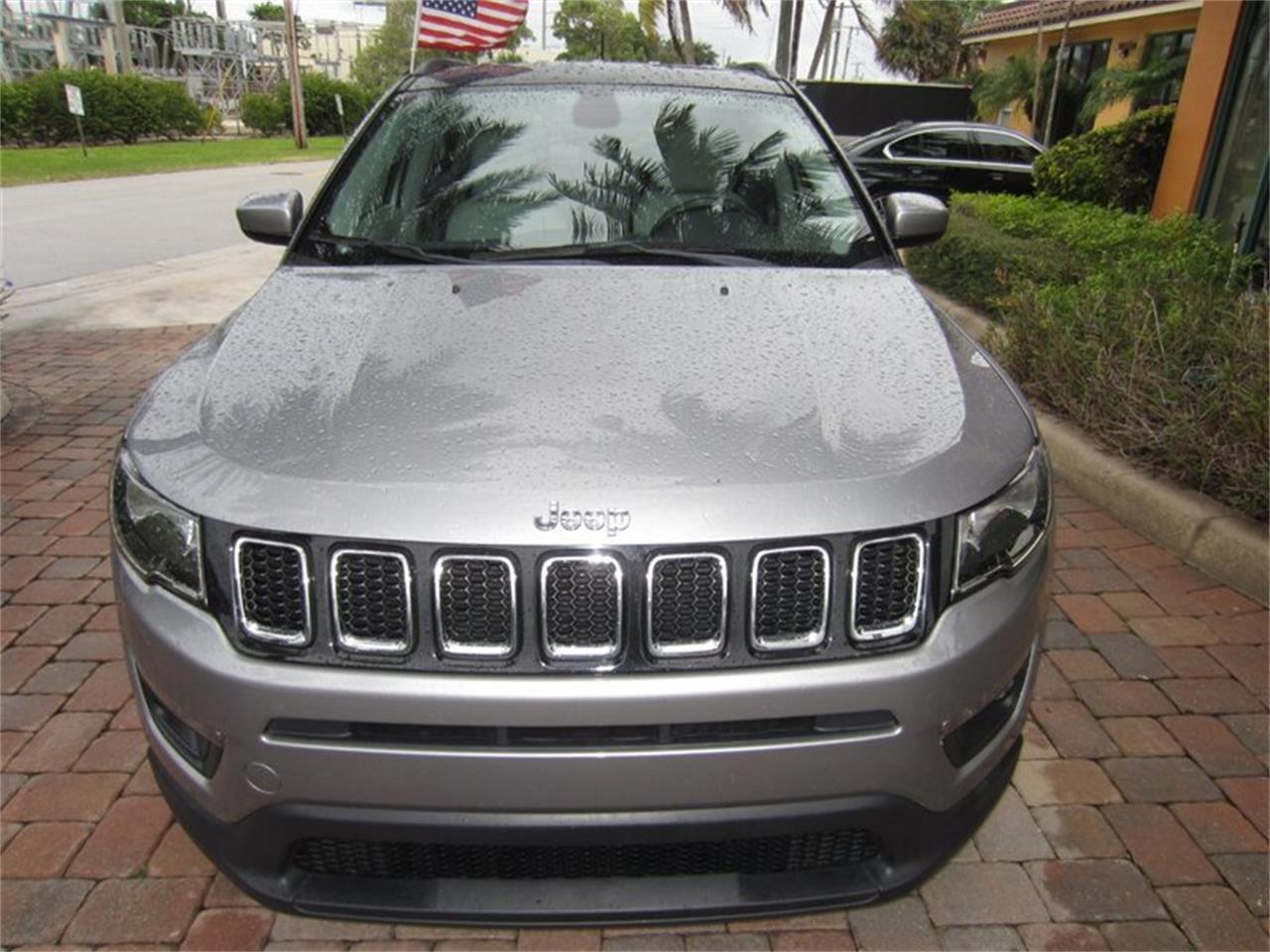 2018 Jeep Compass (CC-1420511) for sale in Delray Beach, Florida
