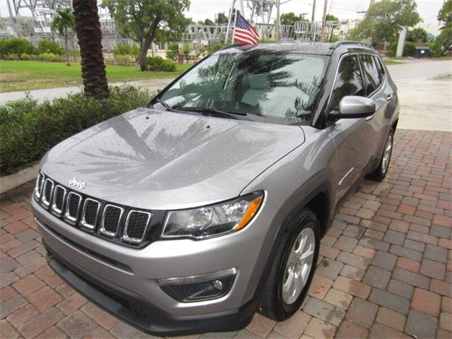 2018 Jeep Compass (CC-1420511) for sale in Delray Beach, Florida