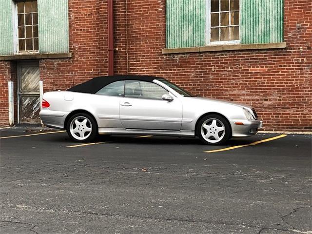 2003 Mercedes-Benz CLK (CC-1425114) for sale in Saint Charles, Missouri