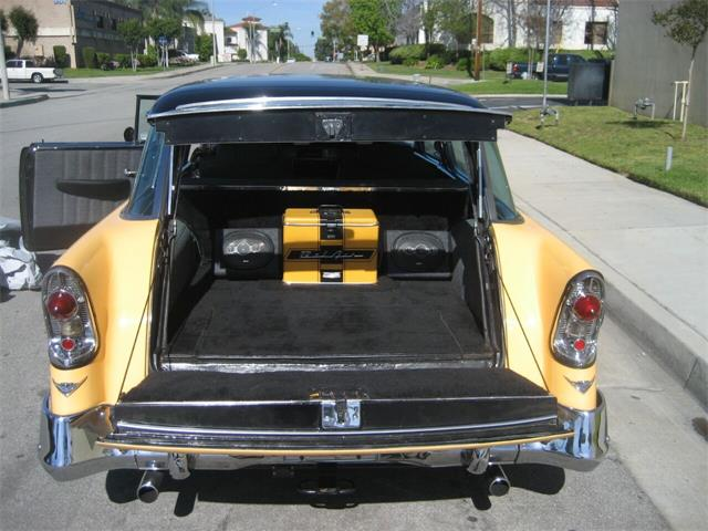 1956 Chevrolet Bel Air Nomad (CC-1425116) for sale in Brea, California