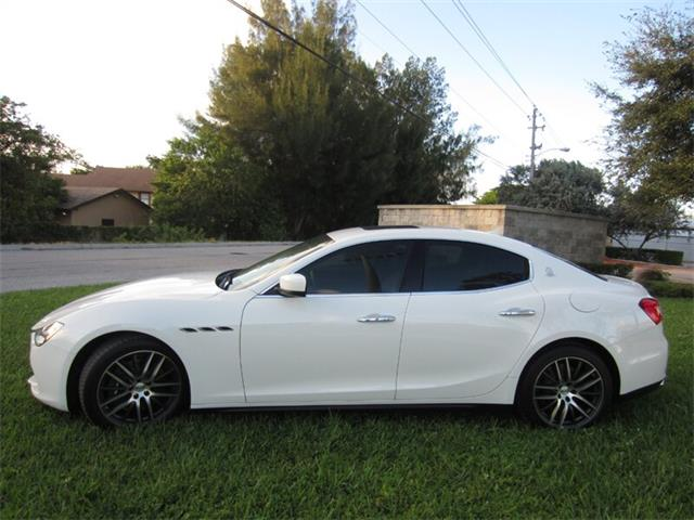 2015 Maserati Ghibli (CC-1420512) for sale in Delray Beach, Florida
