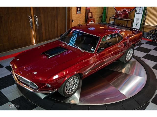 1969 Ford Mustang (CC-1425122) for sale in Green Brook, New Jersey