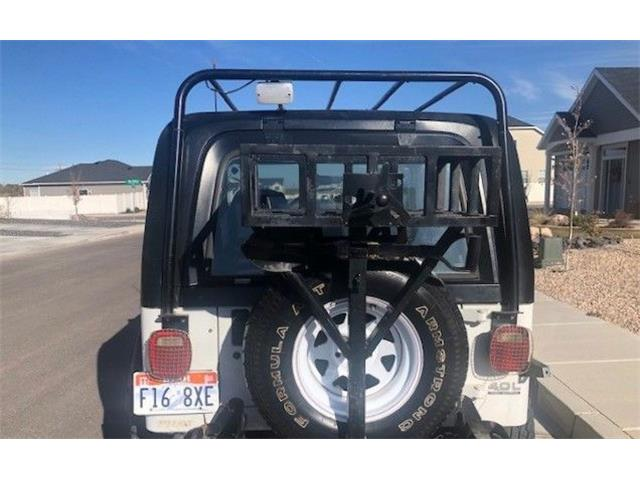 1991 Jeep Wrangler (CC-1425142) for sale in Maple Lake, Minnesota