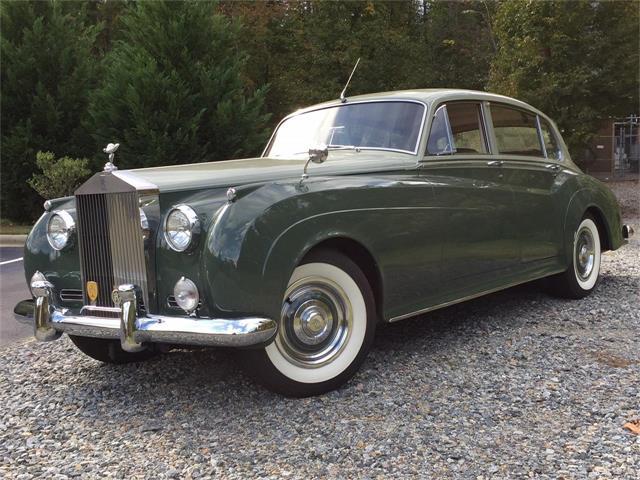 1962 Rolls-Royce Silver Cloud II (CC-1425146) for sale in Sacramento, California