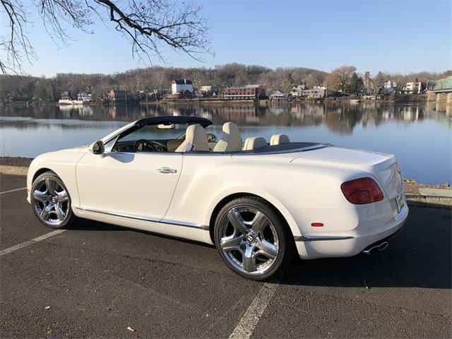 2013 Bentley Continental GTC (CC-1425147) for sale in New Hope, Pennsylvania