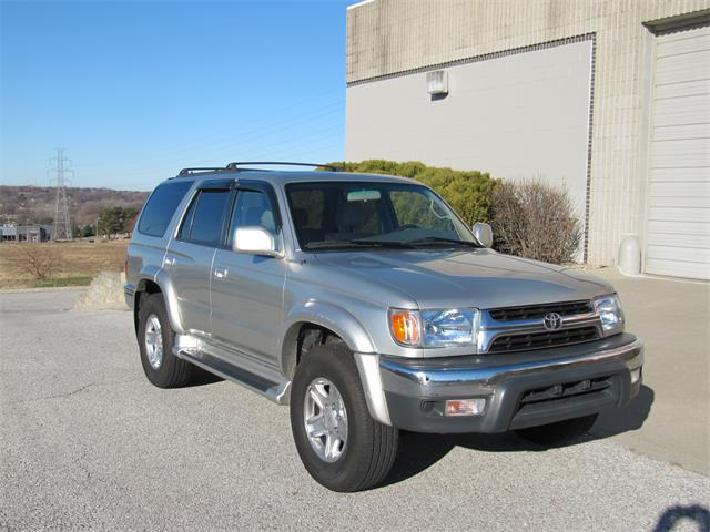 2002 Toyota 4Runner (CC-1425155) for sale in Omaha, Nebraska