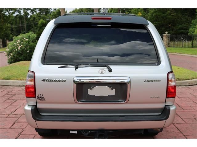 2002 Toyota 4Runner (CC-1425158) for sale in Conroe, Texas