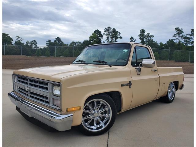 1987 Chevrolet C10 (CC-1425161) for sale in Conroe, Texas