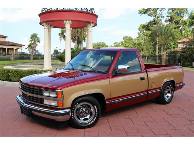 1990 Chevrolet C/K 1500 (CC-1425163) for sale in Conroe, Texas