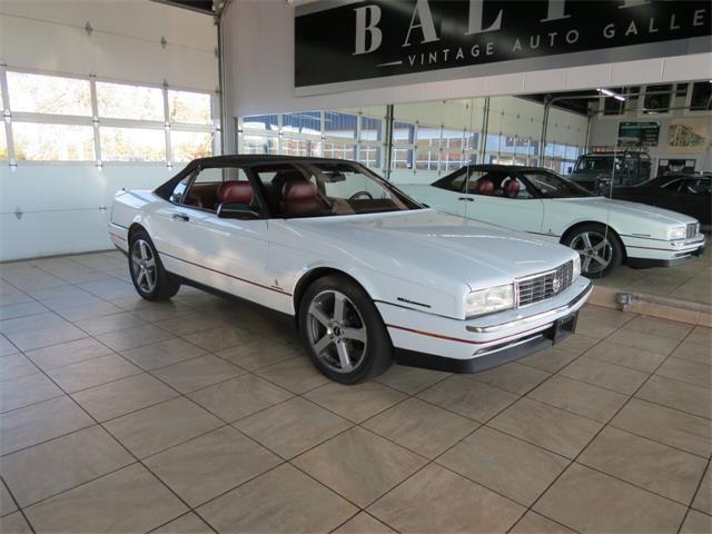 1993 Cadillac Allante (CC-1420517) for sale in St. Charles, Illinois