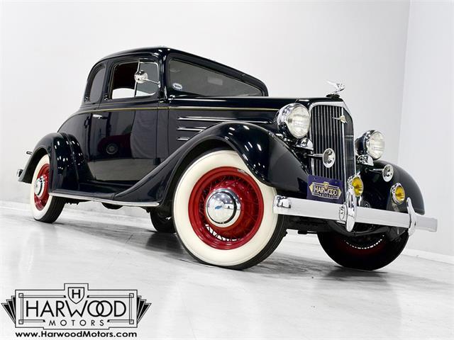 1934 Chevrolet Master (CC-1425173) for sale in Macedonia, Ohio
