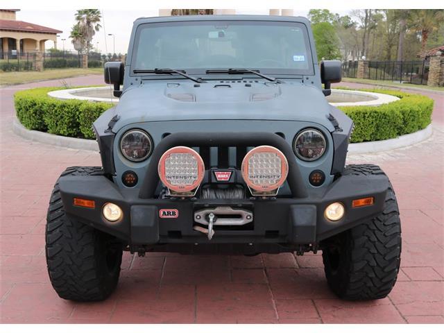 2013 Jeep Wrangler (CC-1425183) for sale in Conroe, Texas