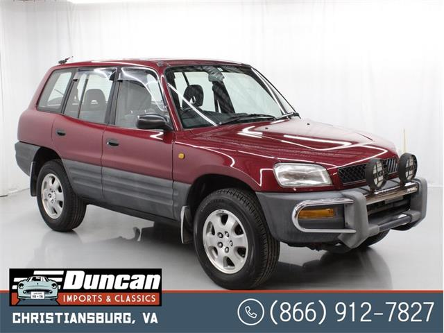 1995 Toyota Rav4 (CC-1425187) for sale in Christiansburg, Virginia