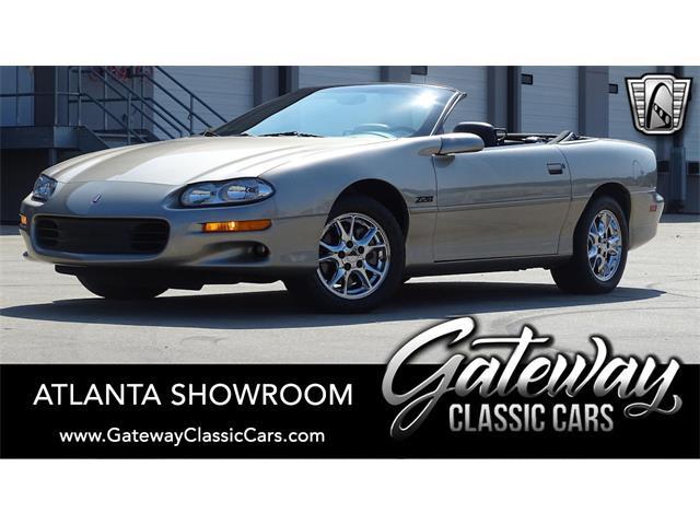 2002 Chevrolet Camaro (CC-1425192) for sale in O'Fallon, Illinois