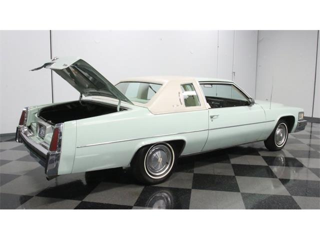 1977 Cadillac Coupe (CC-1425195) for sale in Lithia Springs, Georgia