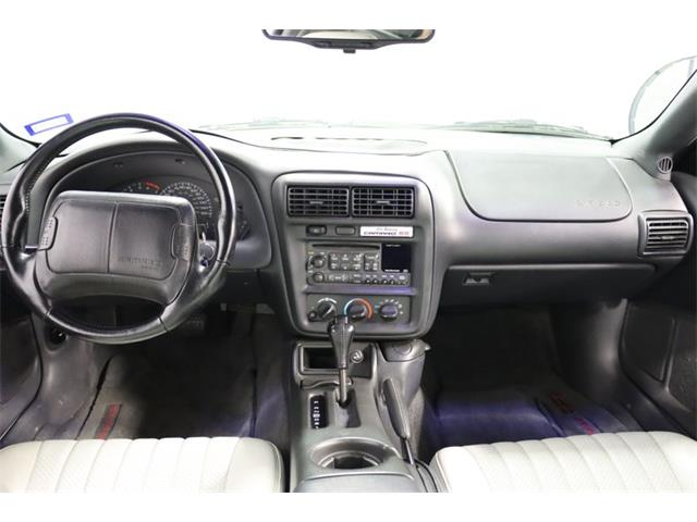 1997 Chevrolet Camaro (CC-1425203) for sale in Ft Worth, Texas