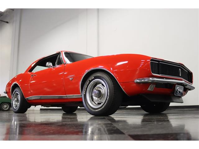 1967 Chevrolet Camaro (CC-1425205) for sale in Ft Worth, Texas