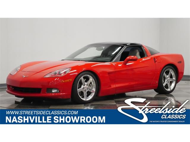 2006 Chevrolet Corvette (CC-1425206) for sale in Lavergne, Tennessee