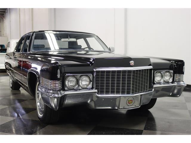 1970 Cadillac Sedan (CC-1425211) for sale in Ft Worth, Texas