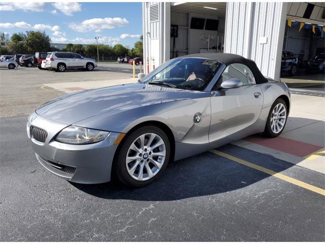 2007 BMW Z4 (CC-1425227) for sale in Punta Gorda, Florida