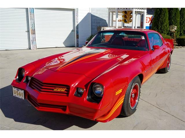 1981 Chevrolet Camaro (CC-1425235) for sale in Lenoir City, Tennessee