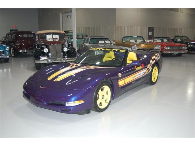 1998 Chevrolet Corvette (CC-1425243) for sale in Rogers, Minnesota