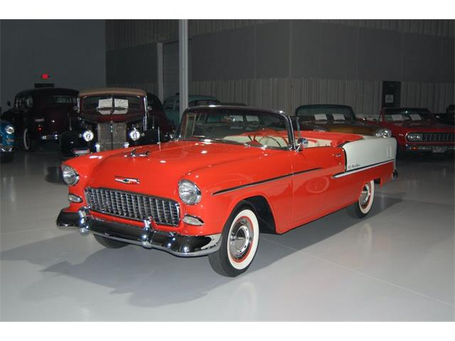 1955 Chevrolet Bel Air (CC-1425244) for sale in Rogers, Minnesota