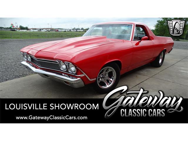 1968 Chevrolet El Camino (CC-1425246) for sale in O'Fallon, Illinois