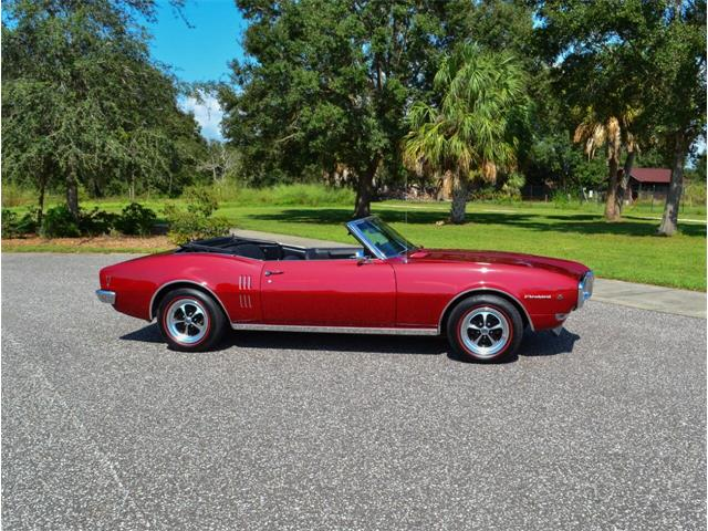 1968 Pontiac Firebird (CC-1425248) for sale in Clearwater, Florida