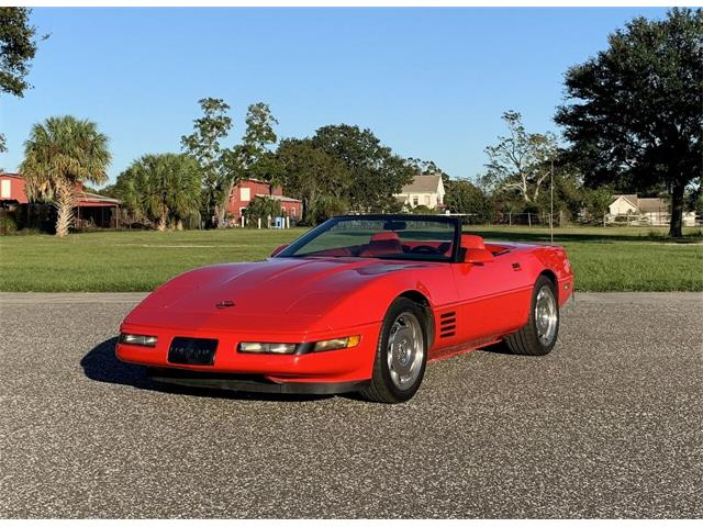 1994 Chevrolet Corvette (CC-1425251) for sale in Clearwater, Florida