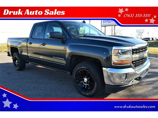 2017 Chevrolet Silverado (CC-1425258) for sale in Ramsey, Minnesota